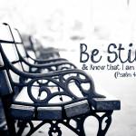 Be Still Monique… Be still