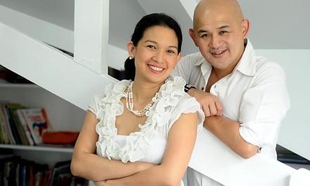 "John & Monique Ong in ""BANDILA"""